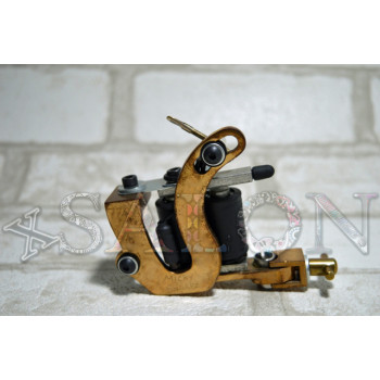 Bronze Contraption Liner 006MB Micky Sharpz Tattoo Machine