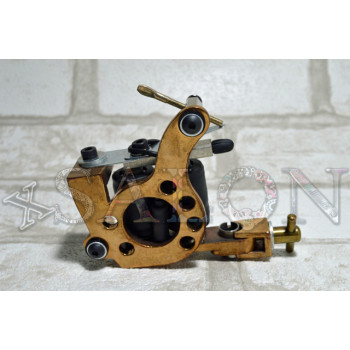 Bronze T-Dial 000B Micky Sharpz Tattoo Machine