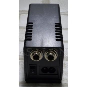 Блок питания для тату машинки пластиковый с электронным табло PS0302