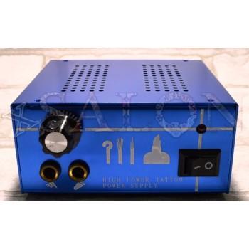 Блок питания в стальном корпусе с плавной регулировкой PS0023