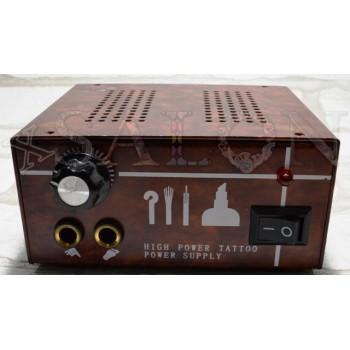 Блок питания в стальном корпусе с плавной регулировкой PS0022