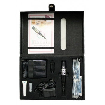 Mosaic Make-up Machine с педалью в прямоугольной коробке
