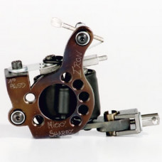 Original Iron T-Dial 000 Micky Sharpz Tattoo Machine