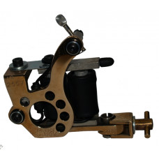 Bronze Micro Dial 000XB Micky Sharpz Tattoo Machine