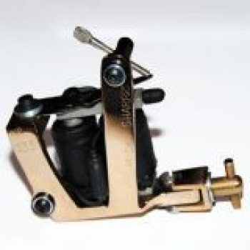 Bronze Tribute 005BB Micky Sharpz Tattoo Machine