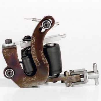 Iron Contraption Shader 006 Micky Sharpz Tattoo Machine