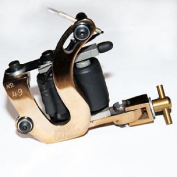 Iron Contraption Shader 006B Micky Sharpz Tattoo Machine