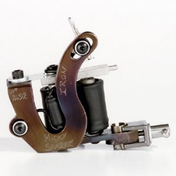 Iron Contraption Liner 006M Micky Sharpz Tattoo Machine
