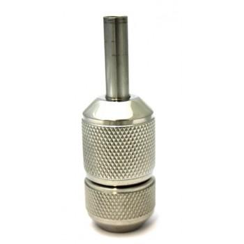 Ручка из нержавеющей стали с цанговым зажимом 50х25 мм