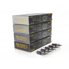 3 Round Liner DaVinci Needle Cartridges BugPin