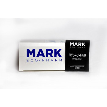 Порошок-гелеобразователь для утилизации жидкостей MarkEcoPharm Hydro-Hub