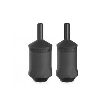 "Ручка одноразовая 1"" для картриджей Bishop Fantom V2 Disposable Tubes Cartridge Grips Black"