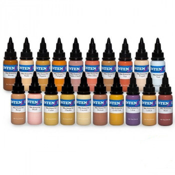 Intenze Tattoo Ink Mike Demasi The Palette Set 1 Oz (30 мл)