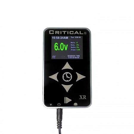 Critical Tattoo POW-XR W/Cord Power Supply