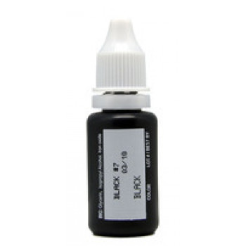 Black Biotouch MicroPigment Permanent Make-Up Pigments