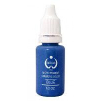 Blue Biotouch MicroPigment Permanent Make-Up Pigments