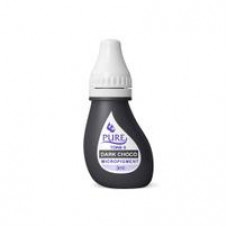 Dark Chocolate Biotouch Pure Permanent Make-Up Pigments 3 ml