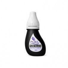 Black Biotouch Pure Permanent Make-Up Pigments 3 ml