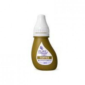 Toffee Biotouch Pure Permanent Make-Up Pigments 3 ml