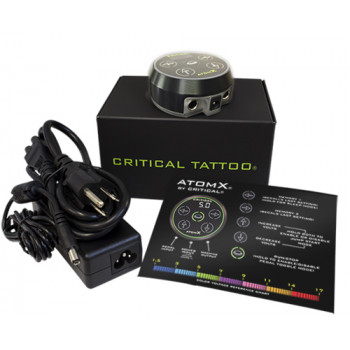 Critical Tattoo ATOM X Power Supply Под заказ