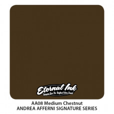 Medium Chestnut Eternal Tattoo Ink Andrea Afferni
