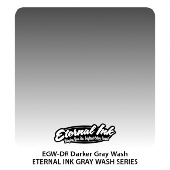 Darker Gray Wash Eternal Tattoo Ink 20 января 2020 - 30 мл