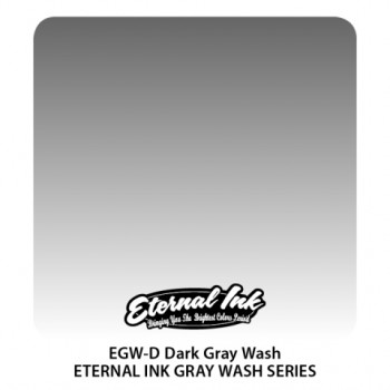 Dark Grey Wash Eternal Tattoo Ink 20 января 2020 - 30 мл