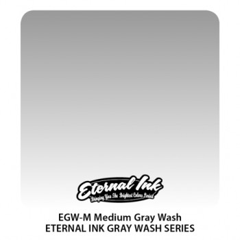 Medium Grey Wash Eternal Tattoo Ink 20 января 2020 - 30 мл