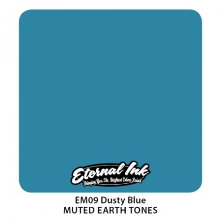 Dusty Blue Eternal Tattoo Ink Muted Earth Tones 19 января 2020 - 30 мл