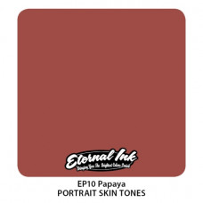 Papaya Eternal Tattoo Ink Portrait Skin Tones