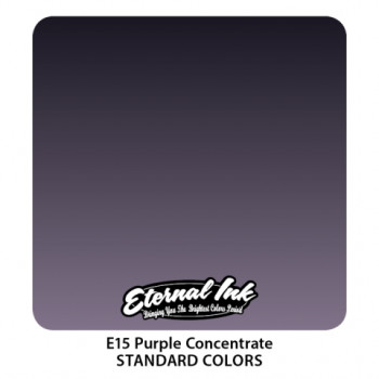 Purple Concentrate Eternal Tattoo Ink 19 января 2020 - 15 мл