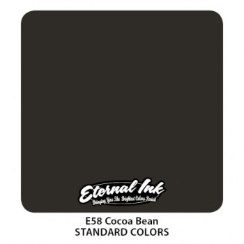 Cocoa Bean Eternal Tattoo Ink