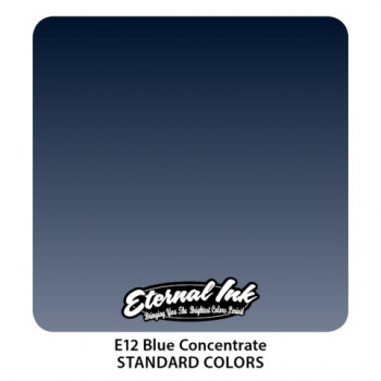 Blue Concentrate Eternal Tattoo Ink