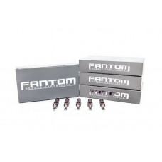 11 Curved Magnum Fantom Needle Cartridges BugPin