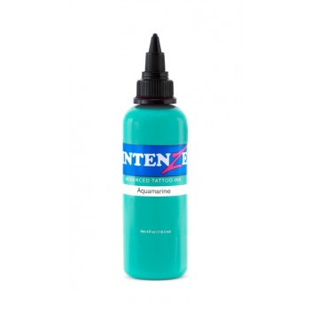 Aquamarine Intenze Tattoo Ink