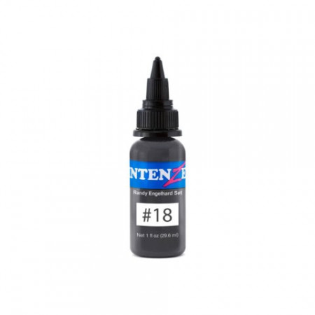 #18 Intenze Tattoo Ink Randy Engelhard by Number 1 Oz (30 мл)