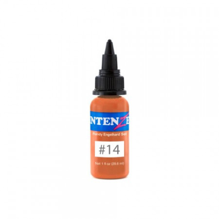 #14 Intenze Tattoo Ink Randy Engelhard by Number 1 Oz (30 мл)