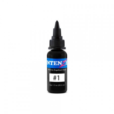 #1 Intenze Tattoo Ink Randy Engelhard by Number 1 Oz (30 мл)