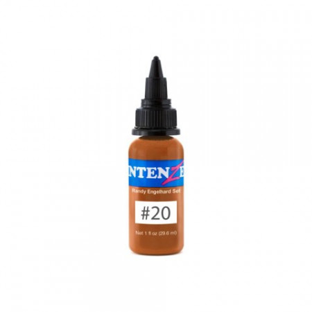 #20 Intenze Tattoo Ink Randy Engelhard by Number 1 Oz (30 мл)