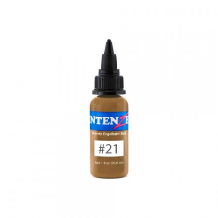 #21 Intenze Tattoo Ink Randy Engelhard by Number 1 Oz (30 мл)