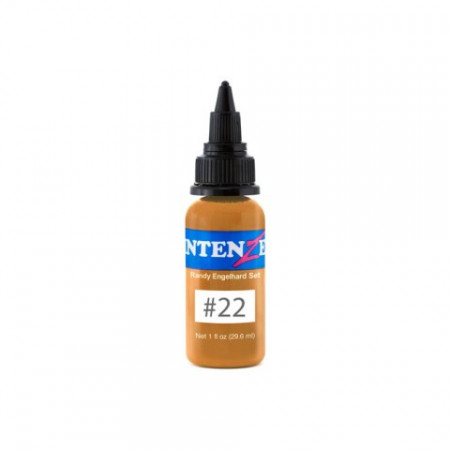 #22 Intenze Tattoo Ink Randy Engelhard by Number 1 Oz (30 мл)