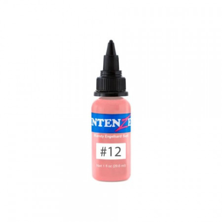 #12 Intenze Tattoo Ink Randy Engelhard by Number 1 Oz (30 мл)