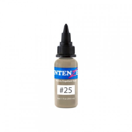 #25 Intenze Tattoo Ink Randy Engelhard by Number 1 Oz (30 мл)